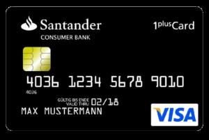 Santander-1plus-Visa-Card-Kreditkarte